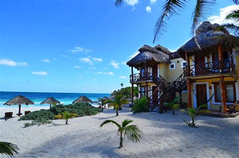 Best Resorts Tulum Piedra Escondida Tulum Resort Hotel Mexico Vacation