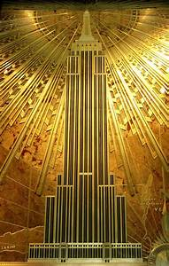 Mural, Empire, State, Building, By, Ahdser, On, Deviantart