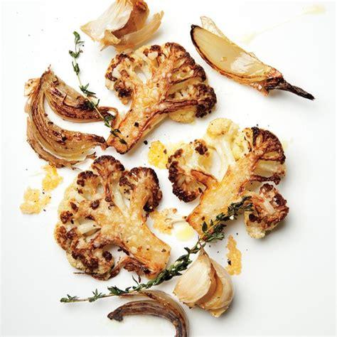 parmesan roasted cauliflower recipe epicuriouscom