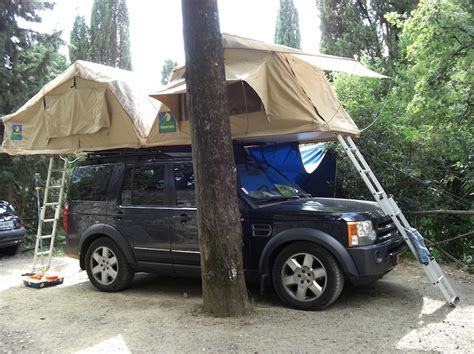land rover discovery  tent discovery  lr
