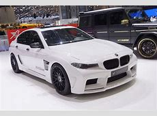 Look At The Serious Hamann BMW M5 Mi5Sion Car Tuning