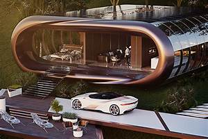 If, Tesla, Designed, Houses, This, Is, What, They, Would, Look, Like