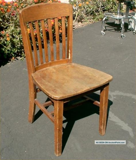 antique wooden desk chair old wood furniture for sale