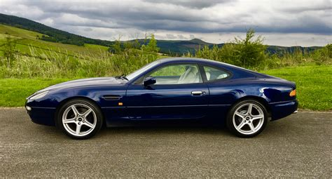 1995 aston martin db7 i6 coupe manual just astons