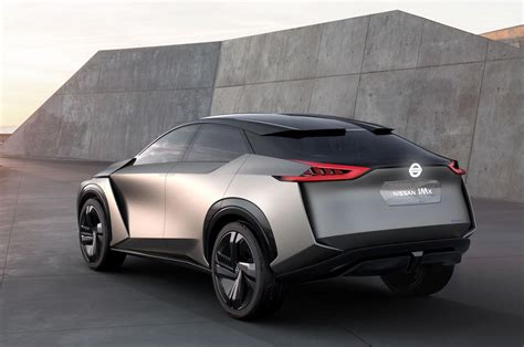 Electric Vehicle Suv by Nissan Finally Gets Sporty Oks Electric Suv Concept For