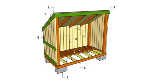 wood shed plans kits building plans