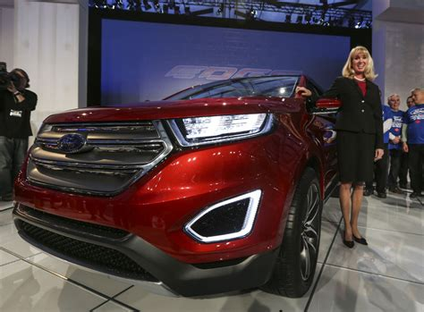 Truck Sales Help Push Ford Motor Co. Of Canada To Top Spot