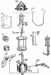 Coleman 228f195 Parts List And Diagram   Ereplacementparts Com