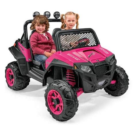 peg perego siege auto peg perego polaris rzr 900 pink target