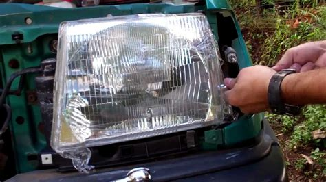 2000 toyota tacoma headlights chrome headlights by