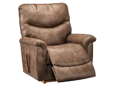 slumberland la z boy james collection silt rocker recliner