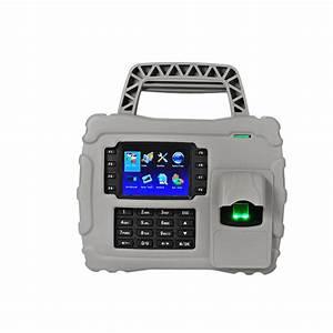 S922 - Time  U0026 Attendance Portable Device
