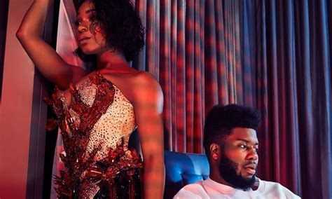 Khalid And Normani Release New Single 'love Lies