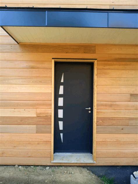porte d entree moderne alu porte d entr 233 e moderne en alu couleur gris anthracite solabaie