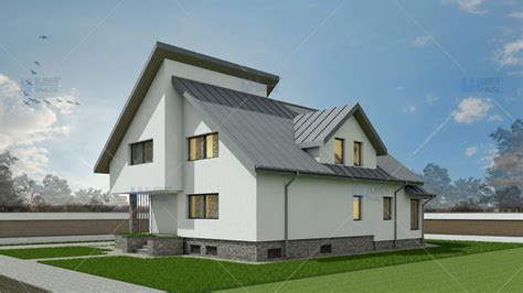 Proiecte De Casa by Proiect Casa Demisol Parter Mansarda 202 M2 Crissa