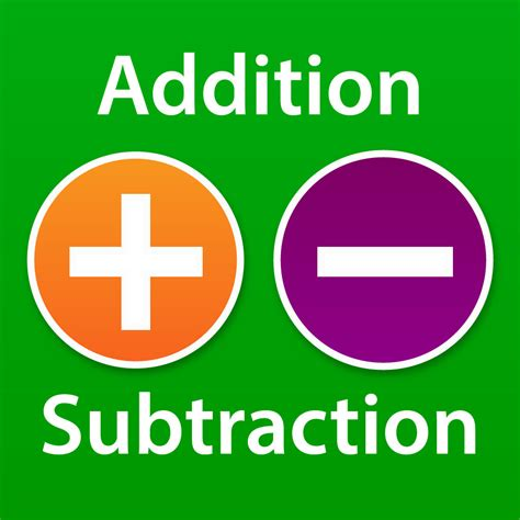 Addition And Subtraction  Daydream Education On The App Store