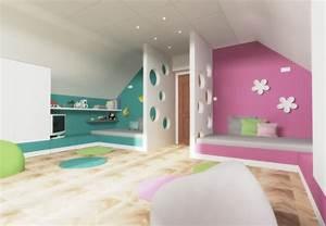 Dětský pokoj pro kluka a holku