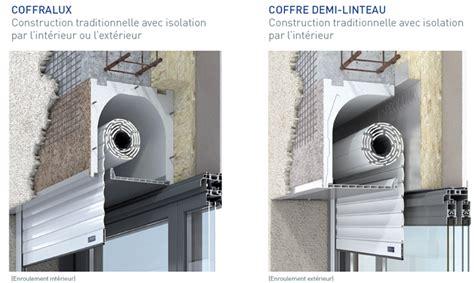installation thermique coffre volet roulant titan prix de lausanne