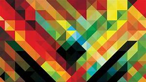 Africa Hitech Andy Gilmore Geometry Colorful Abstract ...