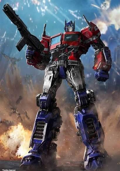 Optimus Prime Transformers Bumblebee Studio Nizzi Josh