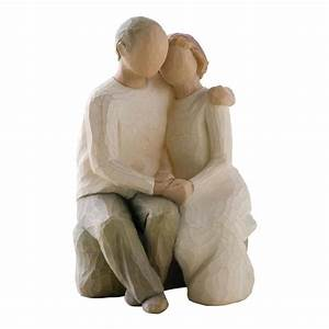 willow tree anniversary figure 26184 all figurines With 50th wedding anniversary figurines