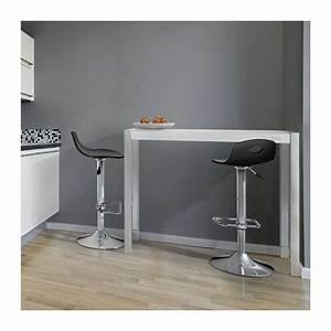 Table Pour Petite Cuisine : table en verre pour petit espace hauteur 90 cm cumbre ~ Dailycaller-alerts.com Idées de Décoration