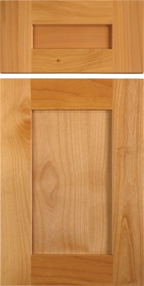 Kitchen Cabinet Shaker Doors by Shaker Style Cabinet Doors In Alder Traditional