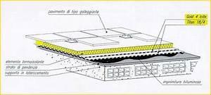 Isolamento Termico Tetto Piano Calpestabile Confortevole Soggiorno ...