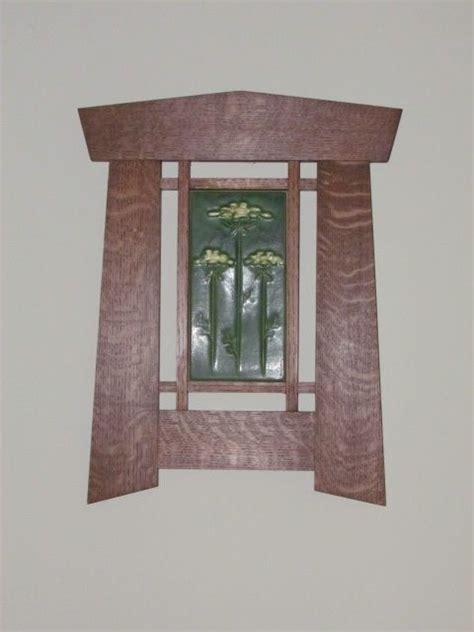 craftsman mission arts crafts style frame