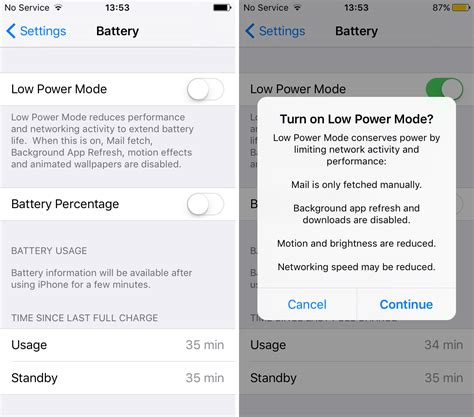 iphone power saving mode how to save your iphone battery even further with low