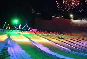 Hang Christmas Lights Up Or Down Mt Hood Snowtubing Mt Hood Tubing