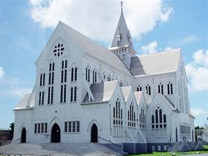 ST. GEORGE'S CATHEDRAL | National Trust of Guyana