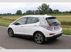 Opel Amperae plugs away at testing before 2017 launch by