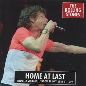 The Rolling Stones - Home at Last