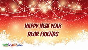 New Year Wishes to Friends @ HappyNewyear.Pictures