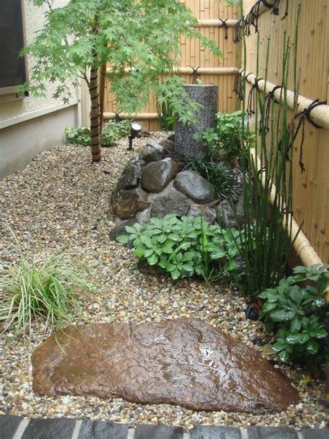 japanese gardening in small spaces small space japanese garden outdoor living pinterest