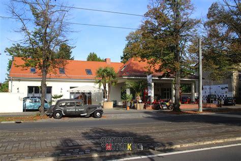 Historische Begegnungen  Tankstellenromantik In Potsdam