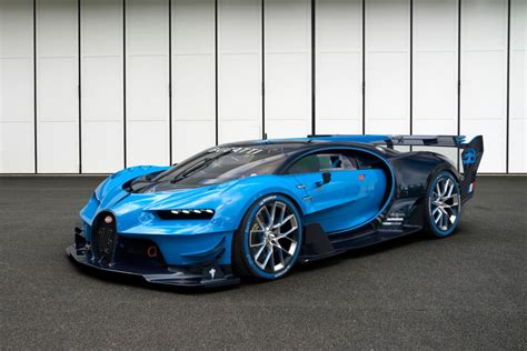 Bugatti S Chiron Will Conquer The World With A 290 Mph Top