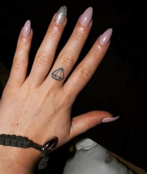 23+ Finger Tattoo Designs, Ideas | Design Trends - Premium