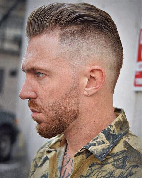 fade haircuts  men  styles