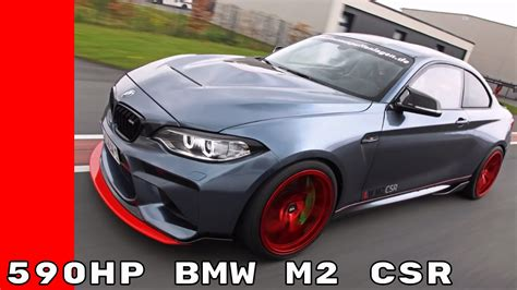 590hp bmw m2 csr by lightweight performance with s55 engine youtube