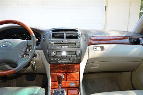 lexus ls430 interior 2002 lexus ls 430 interior pictures cargurus