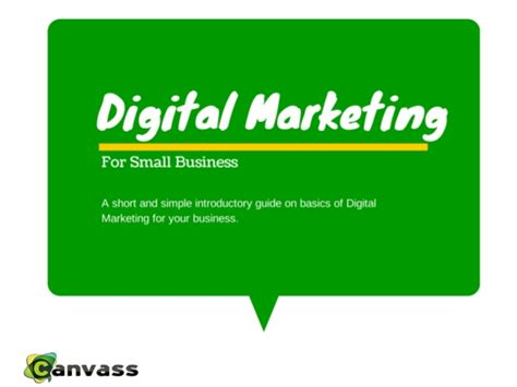 Digital Marketing Definition by Digital Marketing For Small Business