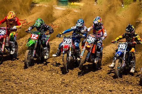 lucas pro oil motocross 2012 lucas oil pro motocross series preview budds creek