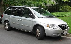 2007 Chrysler Town And Country Photos  Informations
