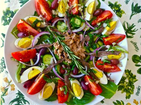 niçoise salad authentic recipe 196 flavors