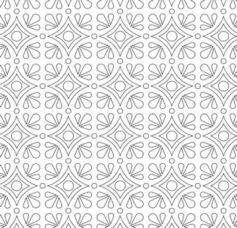 karlees coloring book vol  tiles repeated patterns