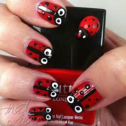 Days of red day quot nail art inspiration