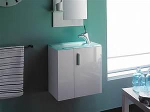 Gäste Wc Waschbecken Mit Unterschrank : badm bel set g ste wc waschbecken waschtisch handwaschbecken spiegel top 50cm ebay ~ Sanjose-hotels-ca.com Haus und Dekorationen