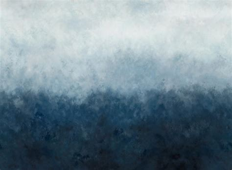 gradient stormy blue wallpaper designed  amanda